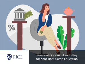 How to pay for Rice University boot camps